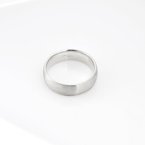 HALF ROUND PROFILE EVERYDAY RING