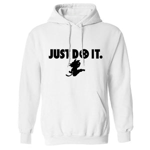 Kid Goku Just Do It Hoodie