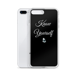 Know Yourself  - Premium iPhone Case - Toronto Clothing