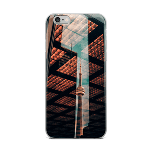 CN Reflection - Premium iPhone Case - Toronto Clothing
