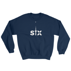 Cn Tower Six - Crewneck Sweater - Toronto Clothing