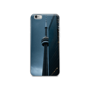 Dark Contrast CN - Premium iPhone Case - Toronto Clothing