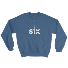 Load image into Gallery viewer, Cn Tower Six - Crewneck Sweater - Toronto Clothing