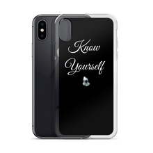 Load image into Gallery viewer, Know Yourself  - Premium iPhone Case - Toronto Clothing