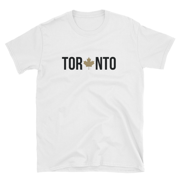 The Toronto Maple Leaf T-Shirt