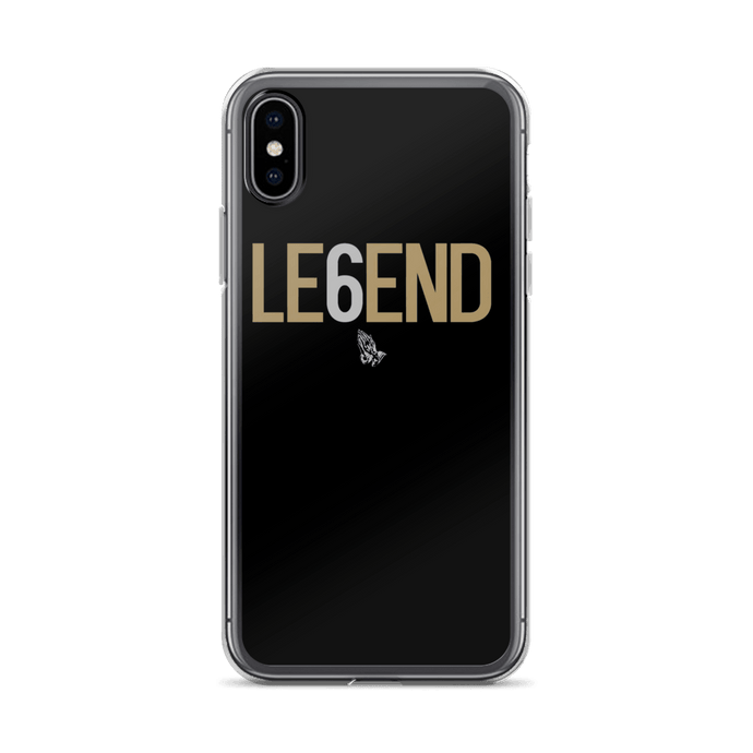 LE6END - Premium iPhone Case - Toronto Clothing