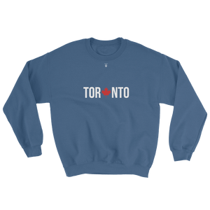 Toronto Drop #2 - Crewneck Sweater - Toronto Clothing