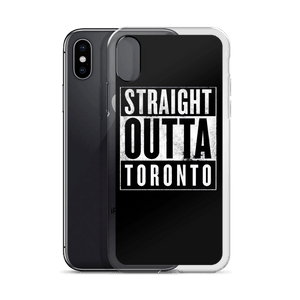 Straight Outta Toronto - Premium iPhone Case - Toronto Clothing