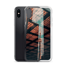 Load image into Gallery viewer, CN Reflection - Premium iPhone Case - Toronto Clothing