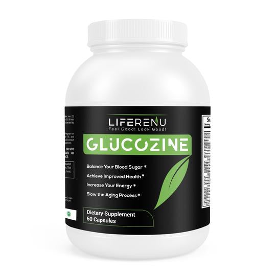 GLUCOZINE - Balance Your Blood Sugar Levels Naturally