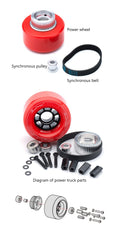 Synchronous wheel set - BenchWheel-online shop