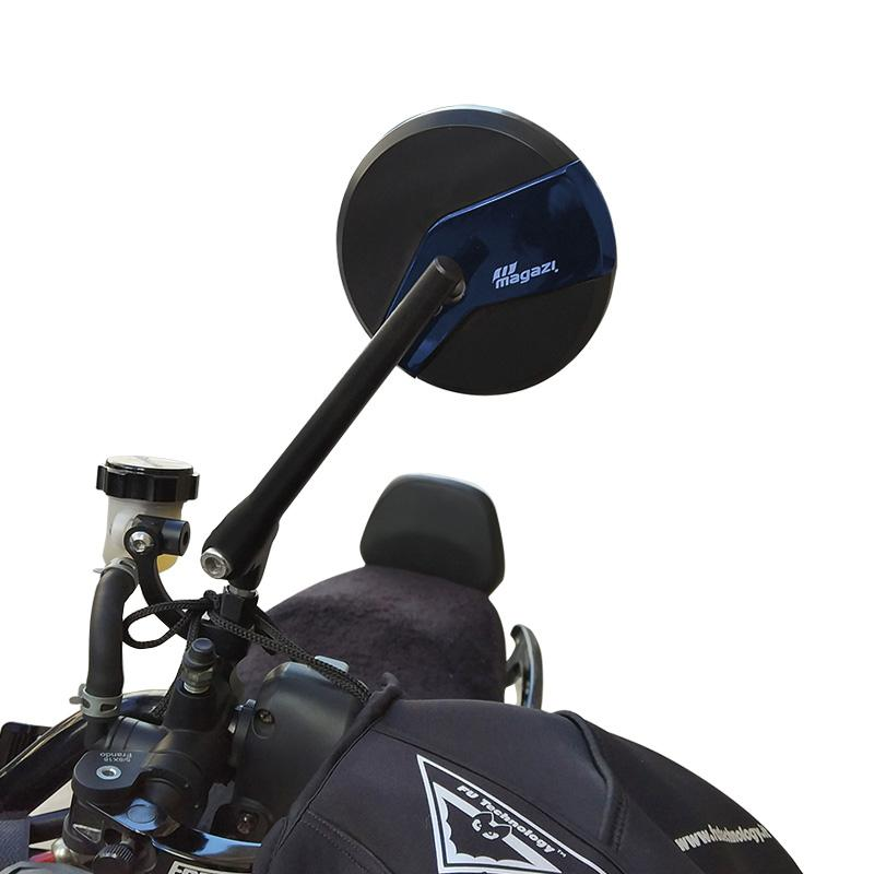 Rearview Mirror Taiwan MAGAZI  MG1883A for Niu Scooter N-Series