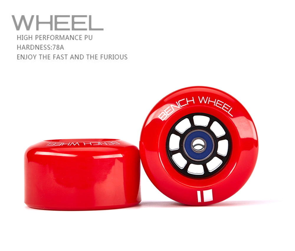 PU wheel: 80*45mm - BenchWheel-online shop