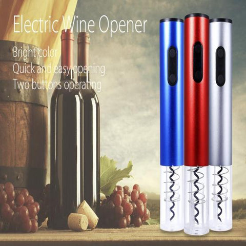Image of Electric Wine Bottle Opener