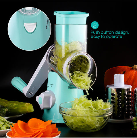 Grindt Vegetable Shredder Device