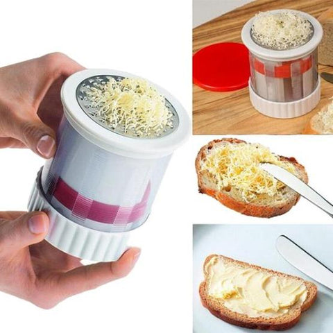 Stainless Steel Cheese Grater Chocolate Butter Cutter