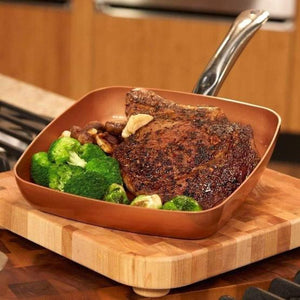 Frying Pan Ceramic Non Stick Coating