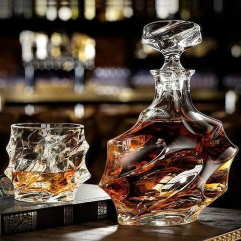 Emperor - The Majestic Whiskey Glass