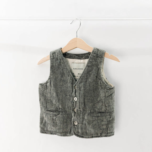 Zara - Vest (2-3Y) - Beeja May