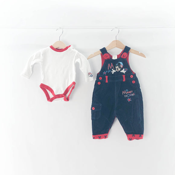 St. Bernard - Set (3-6M) - Beeja May