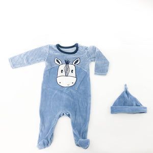 St. Bernard - One Piece (3-6M) - Beeja May