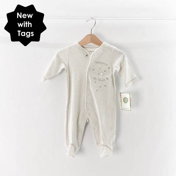 Little Me - Sleeper (3M) - Beeja May