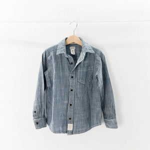 Carter's - Long Sleeve Button (5Y) - Beeja May