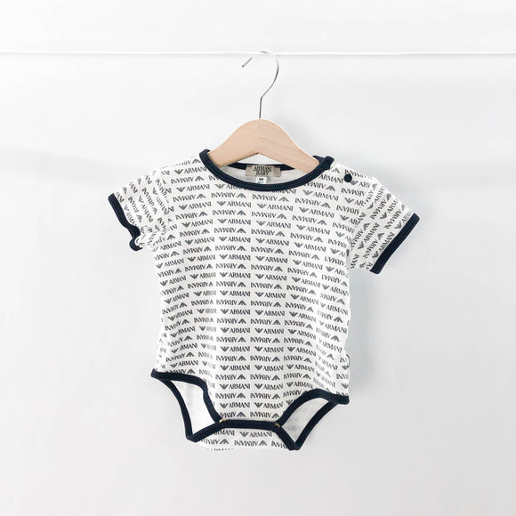 Armani - Onesie (6M) - Beeja May