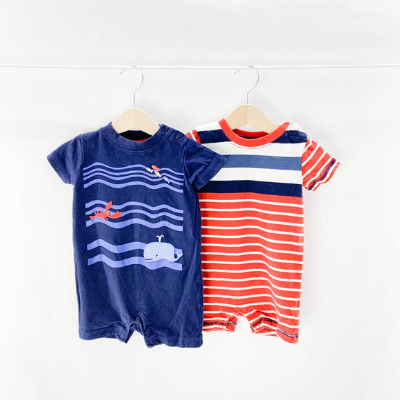 Gymboree - One Piece (12-18M) - Beeja May