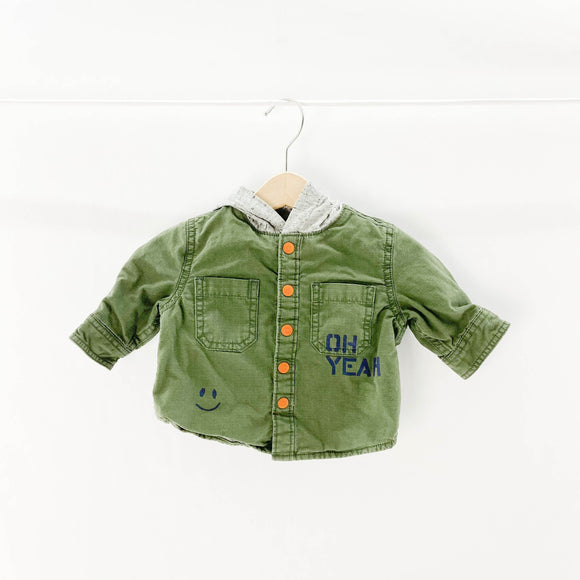 Gymboree - Jacket (0-3M) - Beeja May