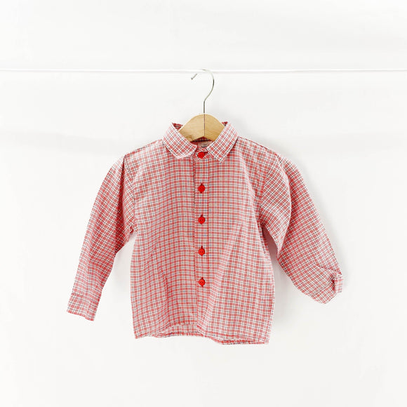 Baby Petit - Long Sleeve Button (18M) - Beeja May