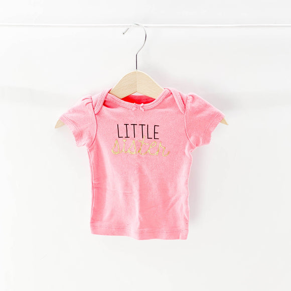 Carter's - T-Shirt (0-3M) - Beeja May