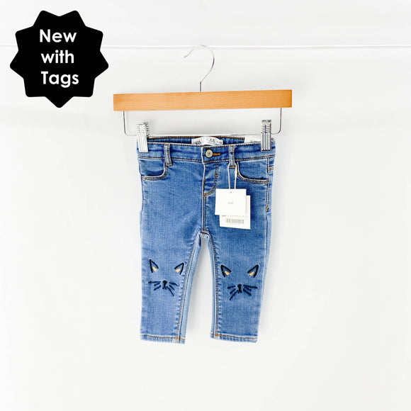Zara - Jeans (6-9M) - Beeja May