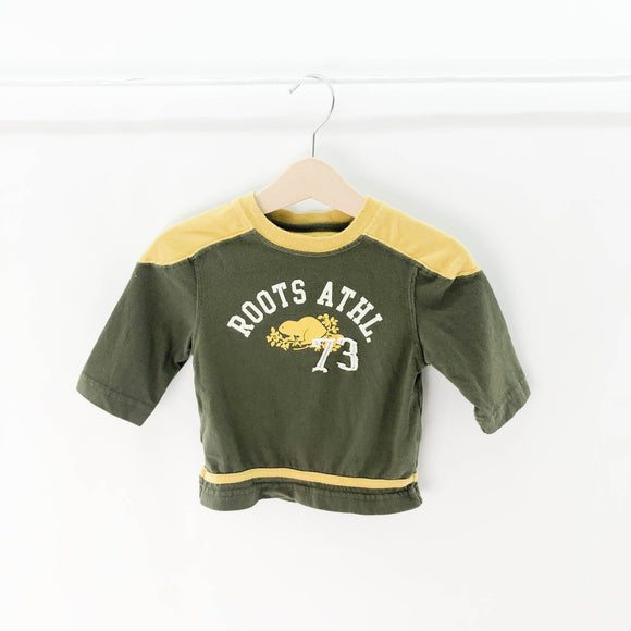 Roots - Long Sleeve (3-6M) - Beeja May