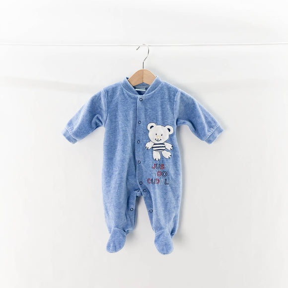 Just Too Cute - Sleeper (0-3M) - Beeja May