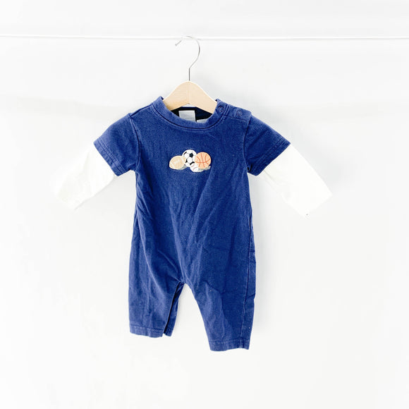 Savannah Baby - One Piece (0-3M) - Beeja May