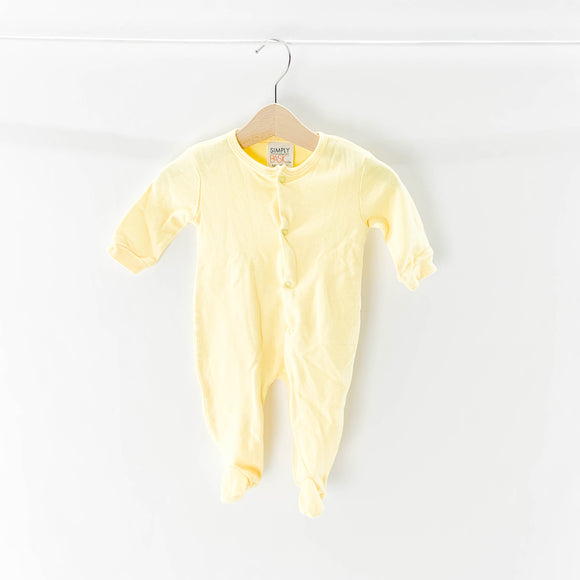 Simply Basic - Sleeper (NB) - Beeja May