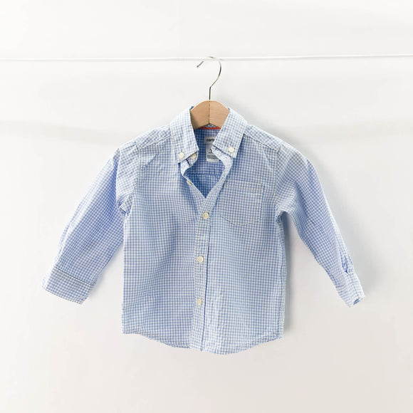 Carter's - Long Sleeve Button (18M) - Beeja May