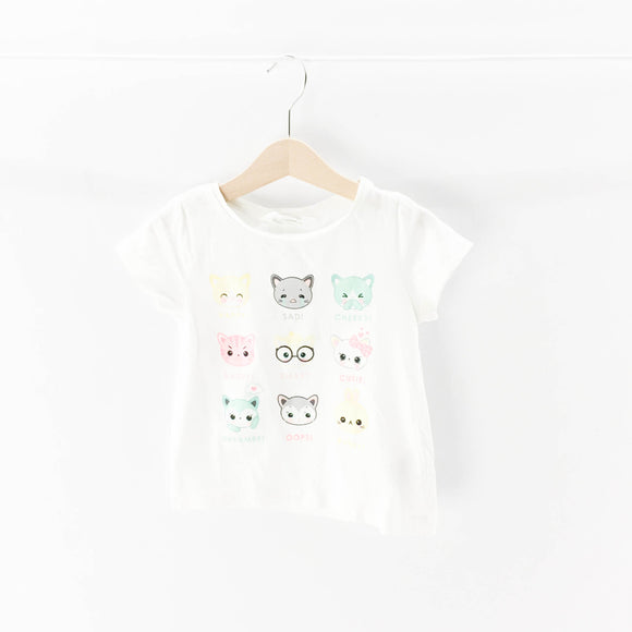 H&M - T-Shirt (2-4Y) - Beeja May