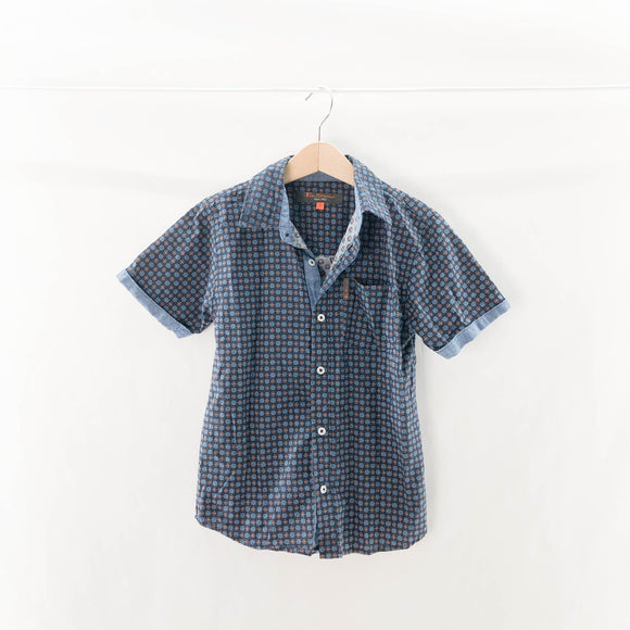 Ben Sherman - Short Sleeve Button (7Y) - Beeja May