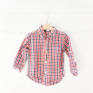 Gap - Long Sleeve Button (2Y) - Beeja May