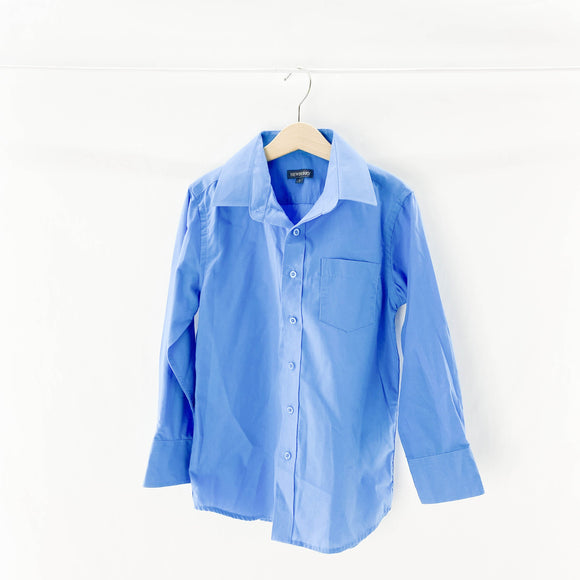 Newberry - Long Sleeve Button (7Y) - Beeja May