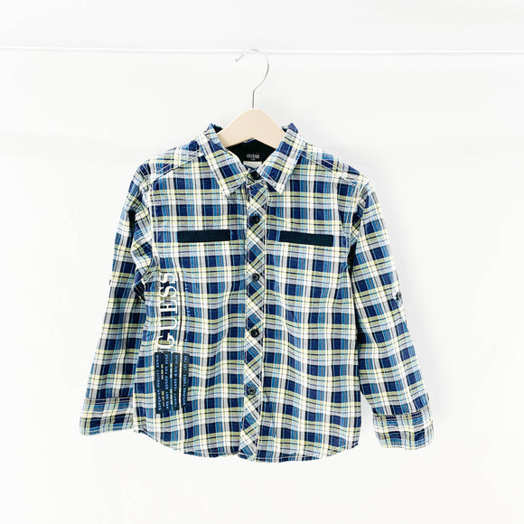 Guess - Long Sleeve Button (4Y) - Beeja May