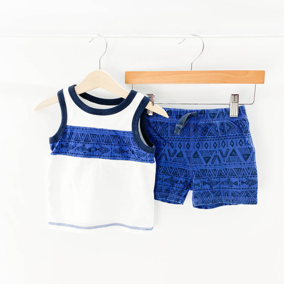 Joe Fresh - Set (12-18M) - Beeja May
