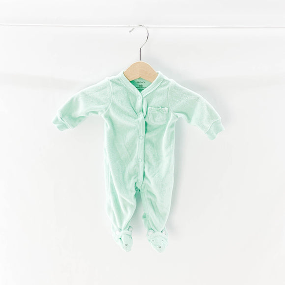 Carter's - Sleeper (NB) - Beeja May