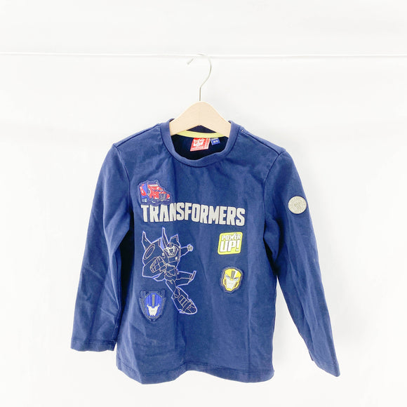 Transformer - Long Sleeve (4-5Y) - Beeja May