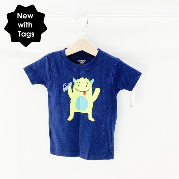 Carter's - T-Shirt (24M) - Beeja May