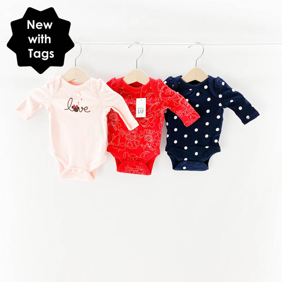 Gap - Long Sleeve (NB) - Beeja May