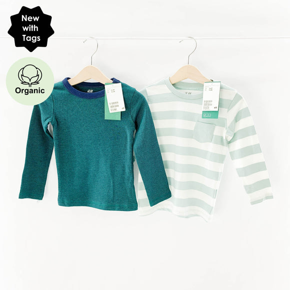 H&M - Long Sleeve (1.5-2Y) - Beeja May