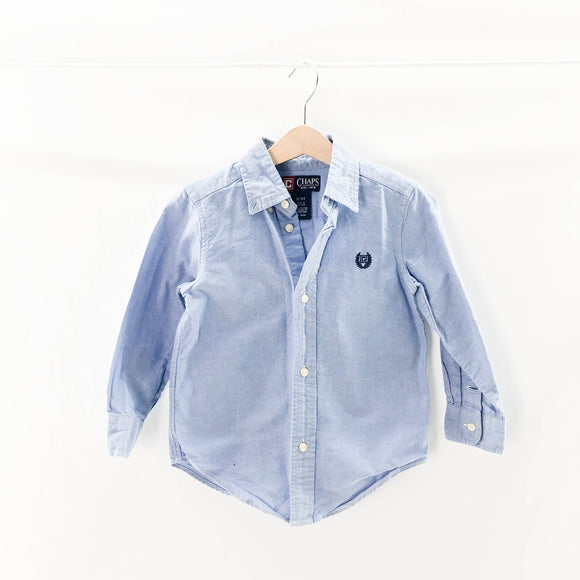 Chaps - Long Sleeve Button (3Y) - Beeja May